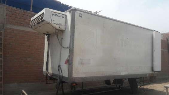 Fotos de Furgones  frigorificos  importados de   03,04  y  05  ton. 3