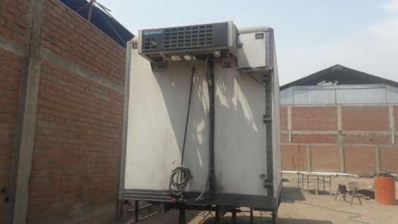 Fotos de Furgones  frigorificos  importados de   03,04  y  05  ton. 4