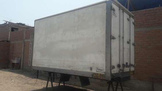 Fotos de Furgones  frigorificos  importados de   03,04  y  05  ton. 2