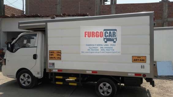 Fotos de Furgones  metalicos  en  lima 10