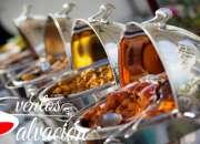 Buffet y catering para bodas