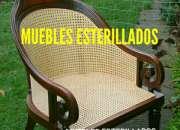 Muebles ESTERILLADOS EXCLUSIVOS FABRICACIÓN A PEDIDO ESPECIAL