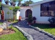 Vendo casa en la encantada de villa en chorrillos (ref: 610)