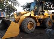 Cargador frontal caterpillar 938g año 2005