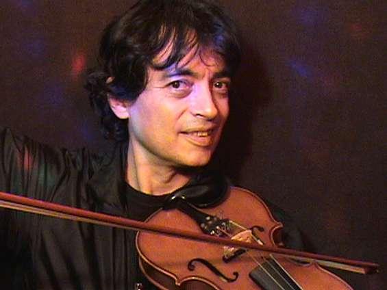 Fotos de Violinista en lima - música instrumental 3