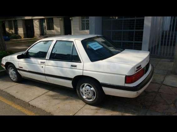 Chevrolet corsica 1991 vendo negociable