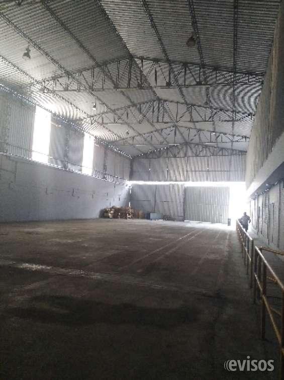 Santa anita alquilo naves techos altos desde 500 m2 1,000 m2 2,000 m2 5,000 m2 cerradas