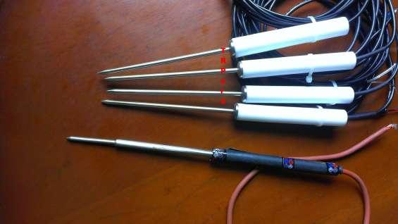 Fotos de Sensores de temperatura para pinchar pulpa de fruta - agroindustrias 4