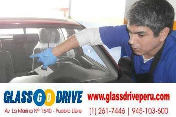Glassdrive parabrisas lima perù reparación y cambio, en glass drive