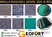 MALLA RASCHEL,ANTIAFIDA,ANTIPAJAROS,ALUMINET, AGRICOVER  CEL: 944838715