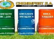 Asfalto rc-250, mc-30, mc-70, cemento asfáltico, productos de calidad