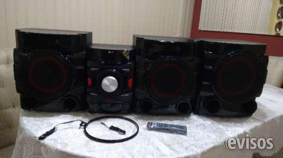 Equipo de sonido lg 1000 watts