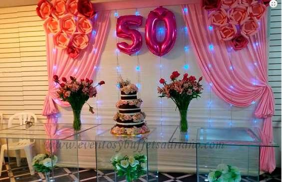 Eventos y buffet adriano – todo para su fiesta y evento