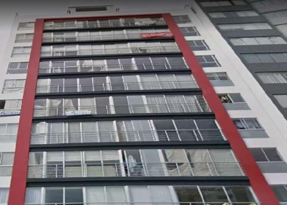 Lindo departamento de 64m2 5to piso en magdalena