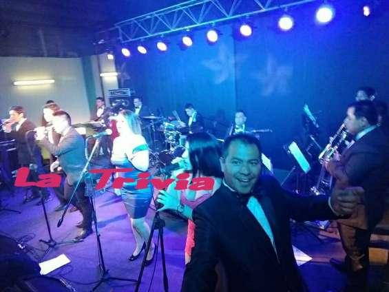 Orquesta para fiestas matrimonios orquesta la trivia lima