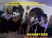CONJUNTOS MUSICALES ANCASHINOS EN LIMA NORTE