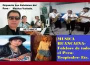 Orquestas de huancayo en lima