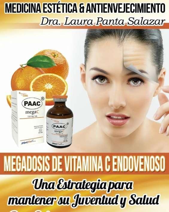 Vendo vitamina c pascoe alemana 949761852