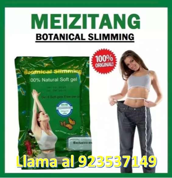 Cuerpo como diosa toma meizitang