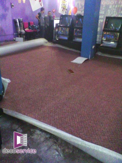 Venta de alfombras y tapizones, tambien instalamos