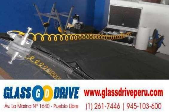 Glassdrive reparación de parabrisas en lima peru pueblo libre técnica europea
