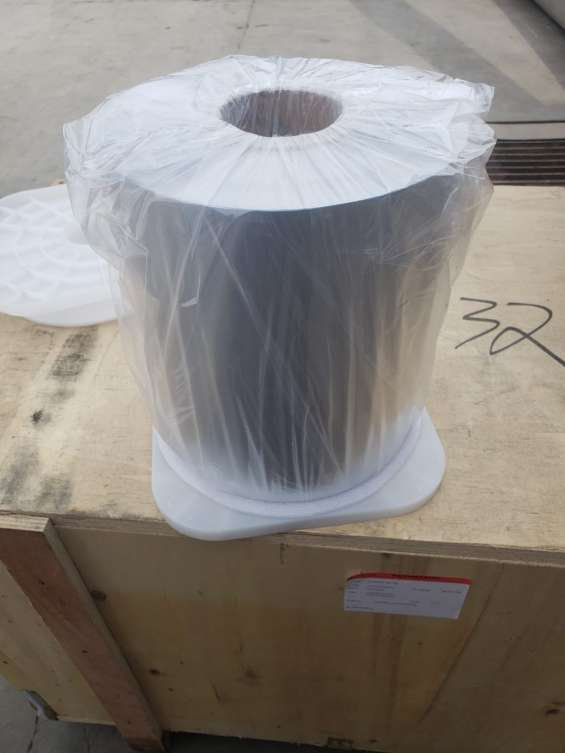 Láminas de aluminio en venta para envasar pastillas, listas para entrega inmediata.
