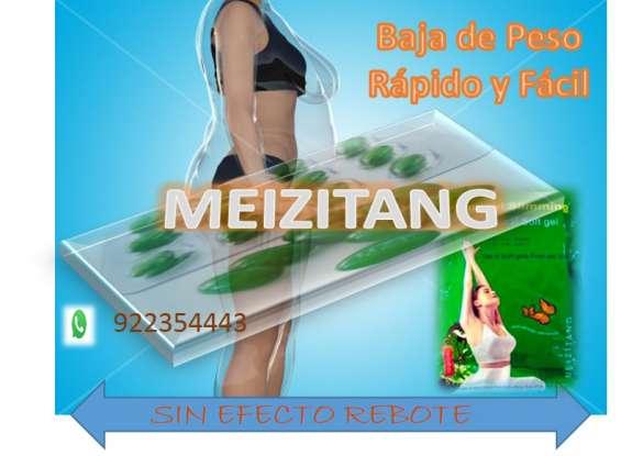 Meizitang pastillas productos para bajar de peso adelgazar
