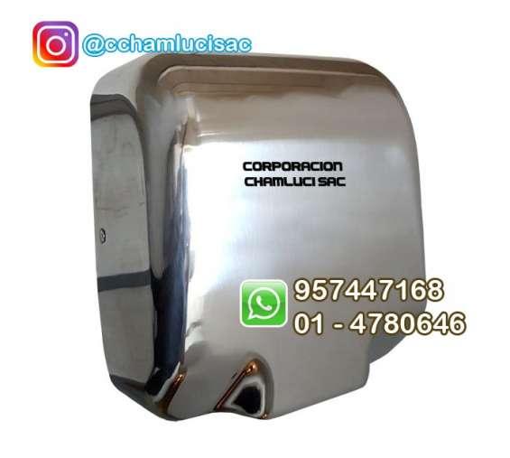Secador de manos automático acero inoxidable 1800 w hand dryer