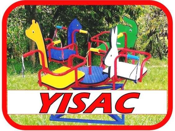 Fabricantes de juegos infantiles y mobiliario escolar