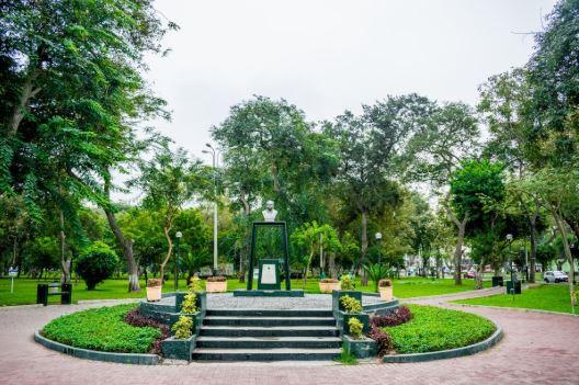 Cerca a parque castilla