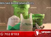 Bolsas Biodegradables -  JANPAX