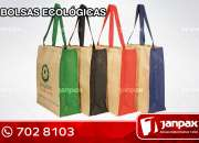 Bolsas Ecológicas -  JANPAX