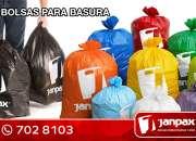 Bolsas para Basura  -  JANPAX