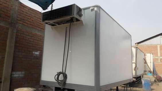 Furgon frigorifico en venta