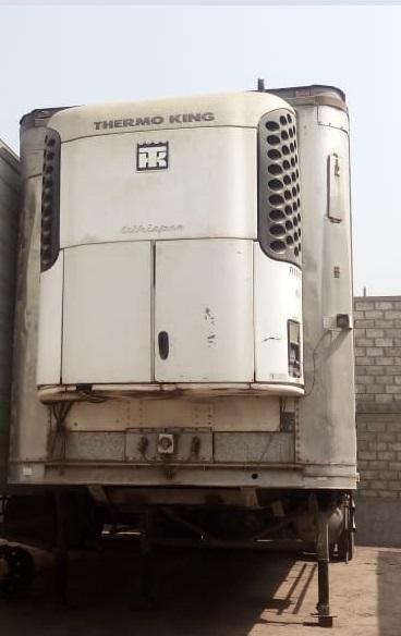 Furgón frigorífico thermoking motor thermo king 100% operativo