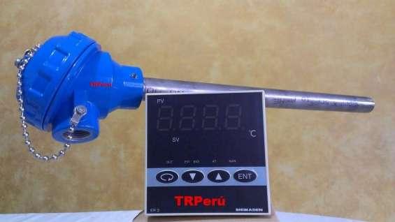 Fabricamos sensores de temperatura de uso industrial.