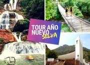 TOUR DE AÑO EN LA SELVA 2019