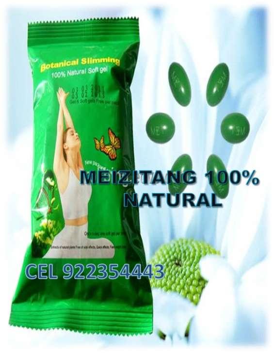 Meizitang para bajar de 2 a 4 kilos a la semana