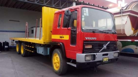 Camion volvo fl6 año 1990