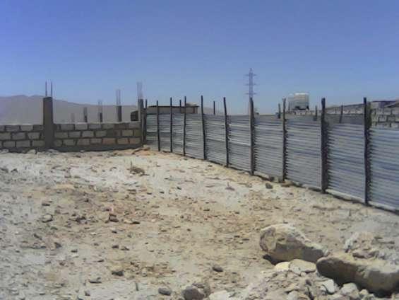 Venta lote de terreno 300 mtrs2 yarabamba a inmediaciones de pista