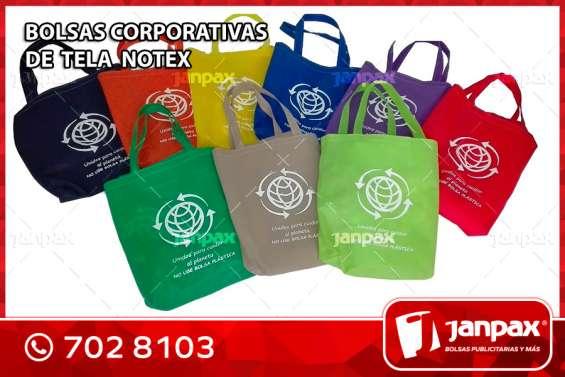 Bolsas corporativas -  janpax