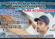 La molina «mantenimiento aire acondicionado»7590161«a su domicilio»