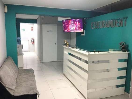 Alquiler de consultorio dental