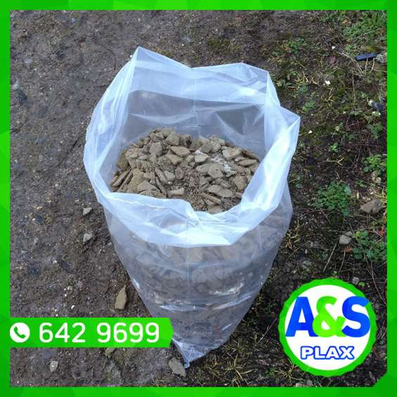 Fotos de Bolsas gruesas biodegradables - a&s plax 3