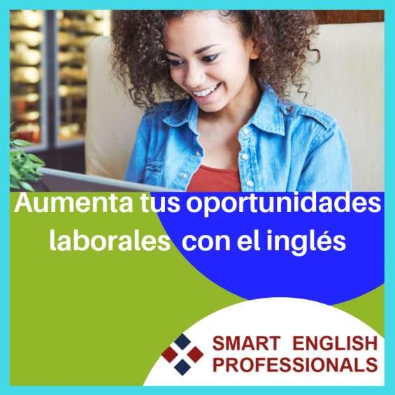 Clases de inglés con profesores norteamericanos y británicos a casa u oficina.