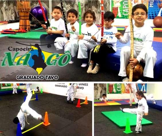 Fotos de Clases de capoeira lima peru 2