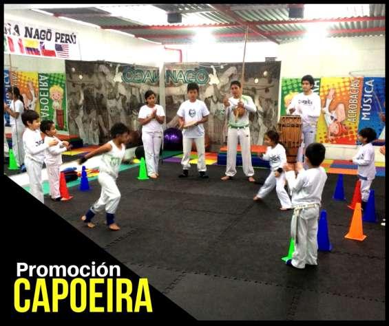 Fotos de Clases de capoeira lima peru 5