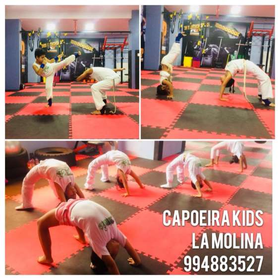 Fotos de Clases de capoeira lima peru 4