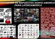 REPUESTOS Y ACEITES IMPORTADOS NORTEAMERICANOS