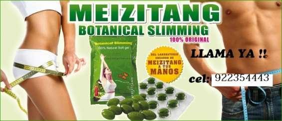 Meizitang, baja de peso de una manera rápida